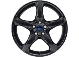 ford-focus-c-max-lichtmetalen-velg-18-5-spaaks-design-zwart-1863050