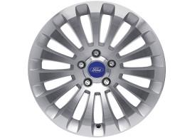 Ford-lichtmetalen-velg-17inch-15-spaaks-design-gepolijst-zilver-1496941