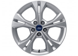 Ford-lichtmetalen-velg-17inch-5x2-spaaks-design-Sparkle-Silver-1710925