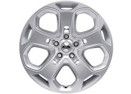 Ford-lichtmetalen-velg-18inch-5-spaaks-Y-design-zilver-1482525