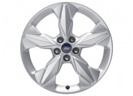 Ford-lichtmetalen-velg-18inch-5-spaaks-design-zilver-1774978