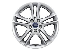 Ford-lichtmetalen-velg-17inch-5x2-spaaks-design-zilver-1880378