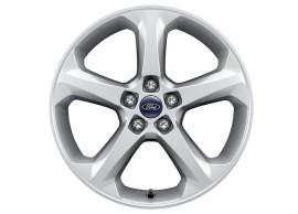 Ford-lichtmetalen-velg-18inch-5-spaaks-design-zilver-1859244
