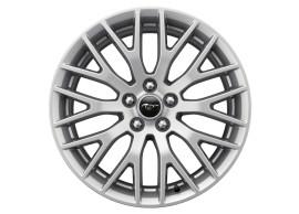 Ford-Mustang-lichtmetalen-velg-19inch-achter-10-spaaks-Y-design-metallic-afwerking-5330489