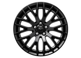 Ford-Mustang-lichtmetalen-velg-19inch-achter-10-spaaks-Y-design-zwart-5295890