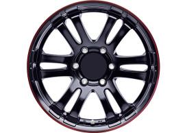 Ford-Ranger-2006-10-2011-Style-X-lichtmetalen-velg-18inch-6x2-spaaks-design-matzwart-1712693