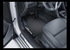 Hyundai Grand Santa Fe (2013 - 2019) vloermatten, velour B8143ADE00