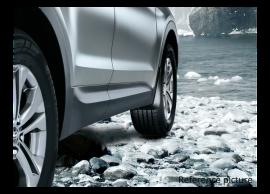 B8460ADE10 Hyundai Grand Santa Fe (2013 - 2019) spatlappen, voor