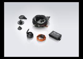 Hyundai Grand Santa Fe (2013 - 2019) trekhaak kabelset, 13-polig 2W621ADE03CP