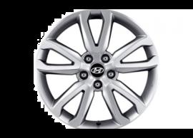 """Hyundai Grand Santa Fe (2013 - 2019) winterset 18"""" aluminium (TPMS ready) Hankook banden 2WF40AC180H"""
