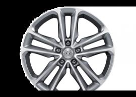"""Hyundai Grand Santa Fe (2013 - 2019) winterset 19"""" aluminium met TPMS 2WF40AK410TY"""
