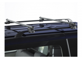 Hyundai H1 (2008 - 2015) dakrails, zwart E82004H000