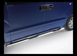Hyundai H1 (2008 - 2015) side bars met tredes E86204H100