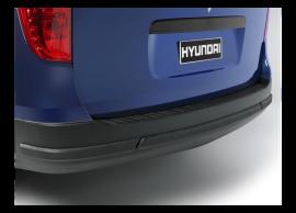 Hyundai H1 (2015 - ..) achterbumper bescherming zwart E86704H000