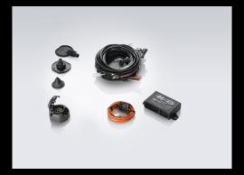 Hyundai H1 (2015 - ..) trekhaak kabelset, 7-polig E91904H007GA