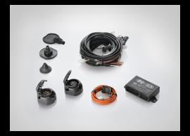 Hyundai i10 (2010 - 2014) trekhaak kabelset, 7-polig zonder PDC & C2 E91900X007