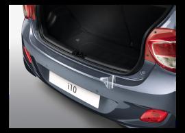 Hyundai i10 (2014 - 2017) achterbumper beschermfolie, transparant B9272ADE00TR