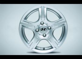 Hyundai i10 (2017 - ..) aluminium velg 14� Songdo B9400ADE00