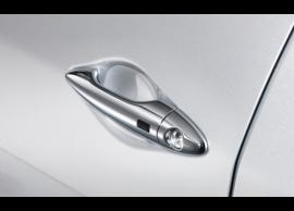 Hyundai i10 (2017 - ..) / i20 (2007 - 2012) beschermfolie voor deurgreepuitsparingen 99272ADE00