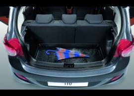 Hyundai i10 (2017 - ..) kofferbescherming B9122ADE00