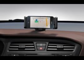 Hyundai i10 (2017 - ..) / i20 Active (2016 - ..) smartphone houder (docking station vereist) C8F77AC000