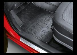Hyundai i20 3-drs (2012 - 2015) vloermatten, all weather, LHD 1J131ADE00