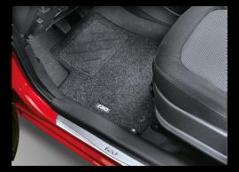 Hyundai i20 3-drs (2012 - 2015) vloermatten, standaard, LHD 1J141ADE05