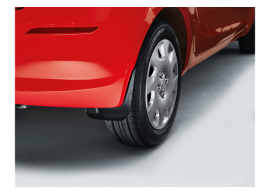 Hyundai i20 3-drs (2012 - 2015) spatlappen, achter 1J460ADE20