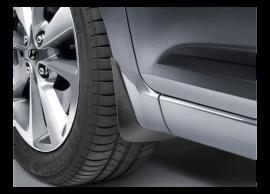 Hyundai i20 3-drs (2015 - ..) spatlappen, voor en achter C8F46AK400