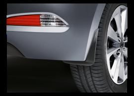 Hyundai i20 3-drs (2015 - ..) spatlappen, achter C8F46AK300