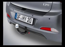 Hyundai i20 3-drs (2015 - ..) trekhaak, verticaal afneembaar C8281ADE00