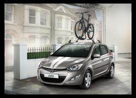 Hyundai i20 5-drs (2012 - 2015) stootlijsten 1J271ADE00