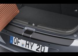 Hyundai i20 Active (2016 - .. ) beschermfolie achterbumper, zwart, i20 C8272ADE00BL
