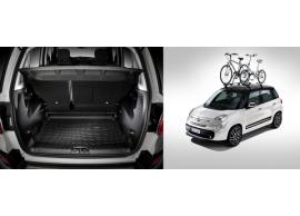 fiat-500l-500l-trekking-pakket-free-time-dakdragers-fietsdrager-binnenbak-voor-bagageruimte-71807259