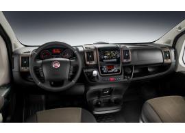 Fiat Ducato 2014 - .. sierlijsten 'Lounge' voor dashboard met radio 71807350