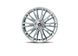 "Fiat Punto 17"" lichtmetalen velgen set 71806345"