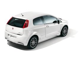 Fiat Punto auto alarm 50901288