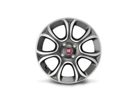 "Fiat Punto lichtmetalen velgen set 16"" 50902778"