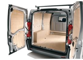 Fiat Scudo houten beschermpanelen voor laadruimte (laag en kort) 71803648