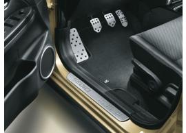 Fiat Sedici instaplijsten aluminium 71803250