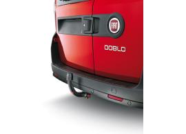 Fiat Doblo 2010 - 2015 trekhaak met afneembare kogel - voor natural power-versie 51891816