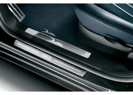 Lancia Delta 2008 - 2015 instaplijsten verlicht 50902290
