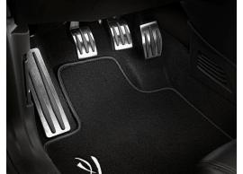 Lancia Ypsilon sportieve pedalenset en voetsteun in aluminium 50926618