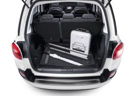 Fiat 500X organizerstang voor inzetbak 71805895