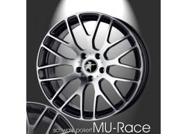 musketier-citroën-c-crosser-peugeot-4007-lichtmetalen-velg-mu-race-85x19-zwart-gepolijst-CC98517BP