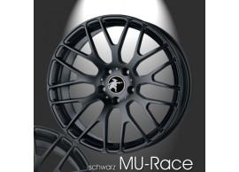 musketier-citroën-c3-lichtmetalen-velg-mu-race-7x17-zwart-C3S345027B