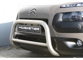 musketier-citroën-c4-cactus-bullbar-ø60-mm,-rvs-titanium-look-C4C0601T
