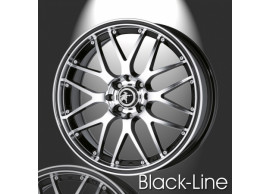 musketier-citroën-c5-2001-2008-lichtmetalen-velg-zwart-line-7x17-zwart-gepolijst-zwarte-rand-C545014BP