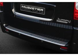 musketier-citroën-jumpy-2007-2016-achterbumperbeschermstrip-aluminium-look-JUS30907AL