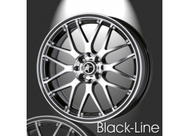 musketier-peugeot-206-lichtmetalen-velg-black-line-7x16-zwart-gepolijst-zwarte-rand-2064446BP